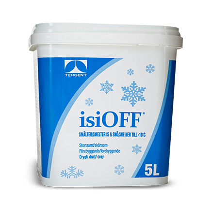 isiOFF 5 L
