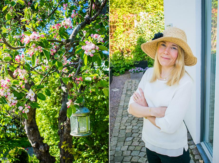 I arkitektens trädgård- Anna Karlberg